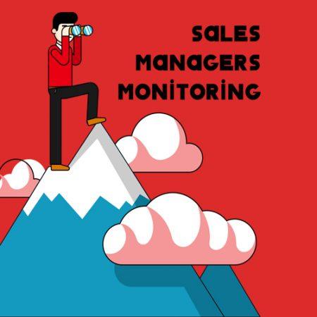 Giám sát và quản lý team sales