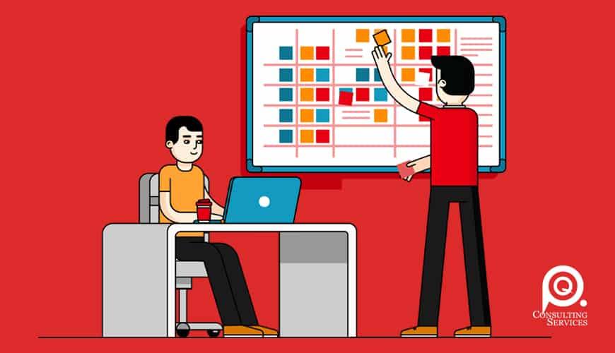 Thiết kế bộ khung bán hàng (Sales Framework)