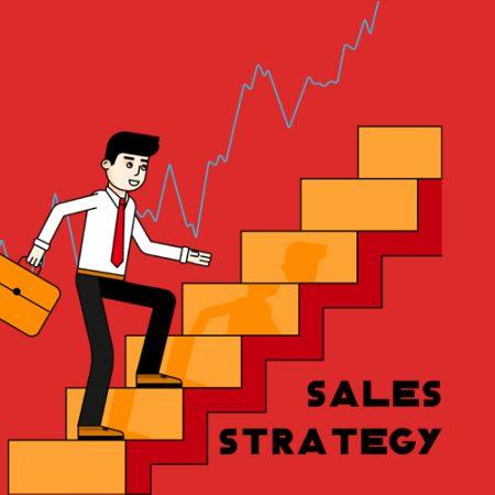 Chiến lược chạy doanh số dành cho Sales(Sales Strategy)