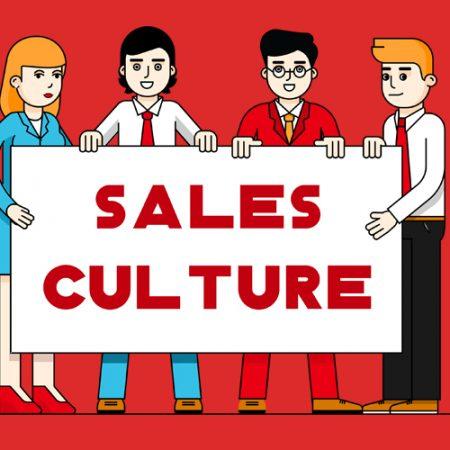 Xây dựng văn hoá Sales (Sales Culture)